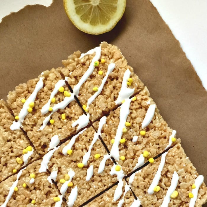 lemonricekrispies
