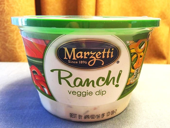 marzetti veggie dips