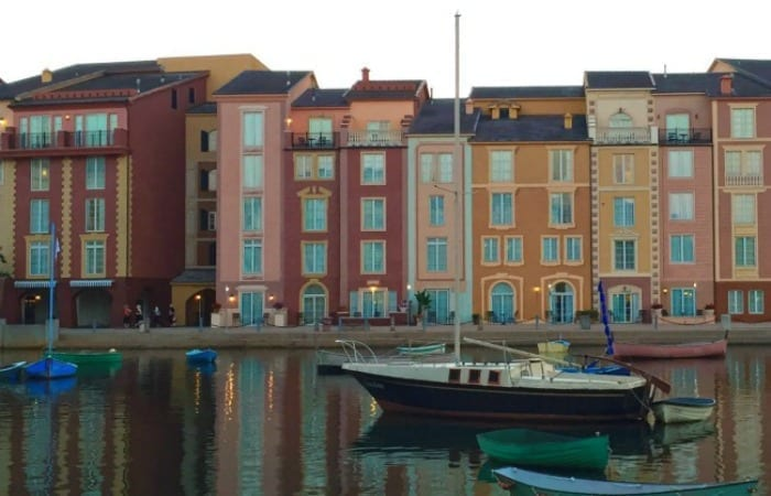 Loews Portofino Bay At Universal Studios Orlando, Florida