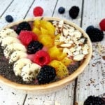 Mixed Fruit Smoothie