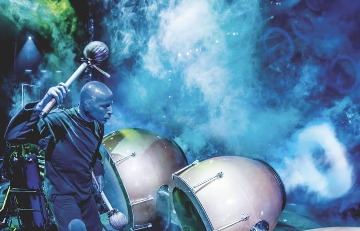 blue man group vegas