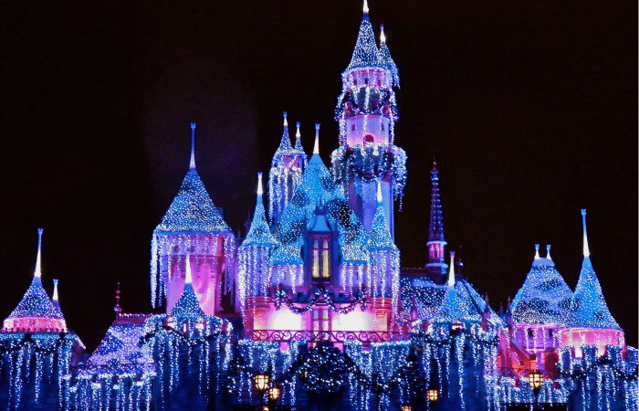 disneyland at christmas - Disneyland In Christmas