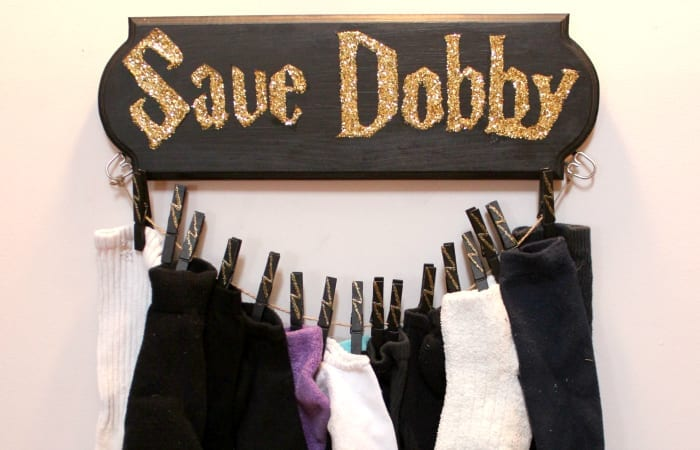 Dobby Approved: 10 Things You Can Do With Single Socks