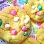 Springtime Lemon Cookies