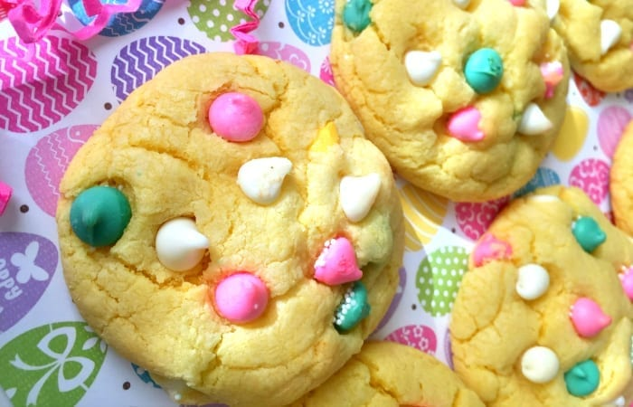 Springtime Lemon Cookies