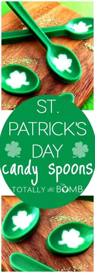 st patrick u0027s day candy spoons totally the bomb com