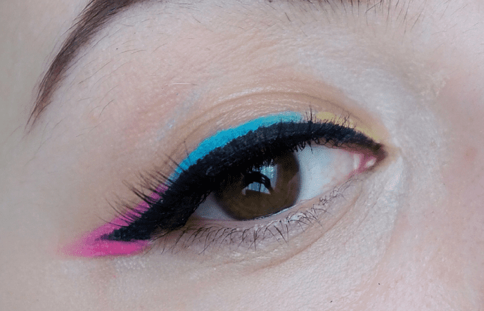 This Ombre Eyeliner Will Be Your Go To Look This Summer