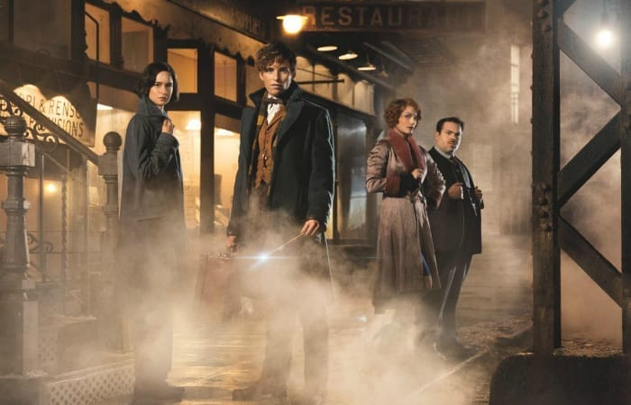 "This Dude Figured Out the Names of the Four New Harry Potter Houses in ""Fantastic Beasts"""