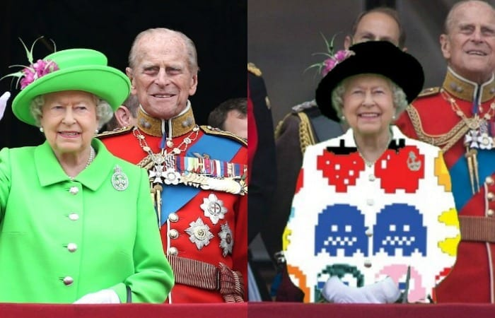 The Queen Wore An Outfit The Same Color As A Green Screen And The Internet Went Nuts