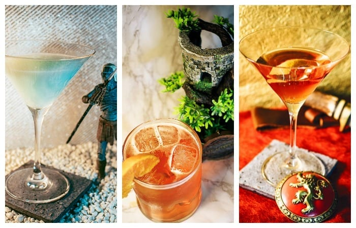 6 Game of Thrones Inspired Cocktails Featured