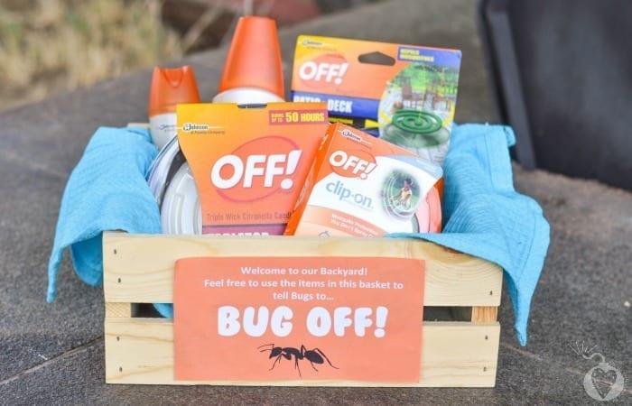 Backyard Bug Off Kit