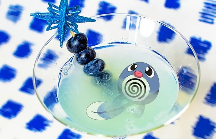 Poliwag's Martini