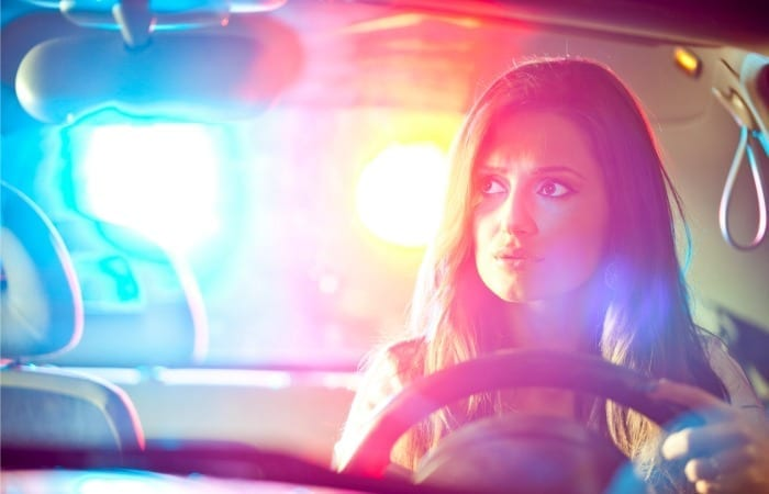 Cops Should Pull Over Bad Drivers