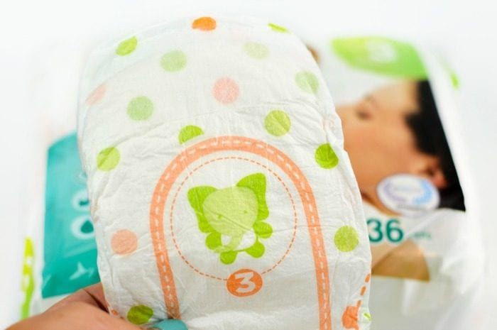 aldi little journey diapers