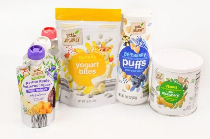 aldi little journey snacks