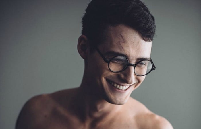 HELLO, HARRY! This Hot Harry Potter 'Dudeoir' Shoot Is Sure To Melt Your Heart!