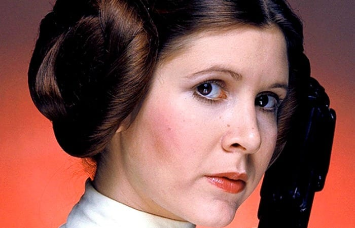 How Princess Leia Changed The World
