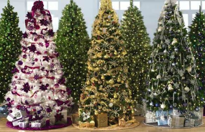 Why We Have Not One…But Seven…Christmas Trees
