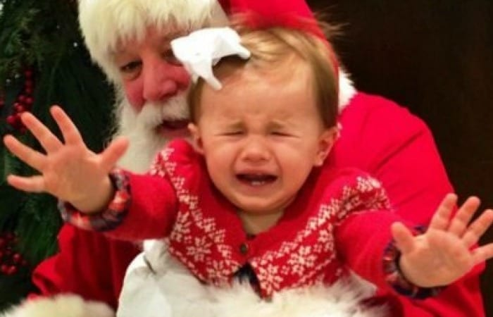 What To Do When You're Sick Of Santa (And Christmas In General)…