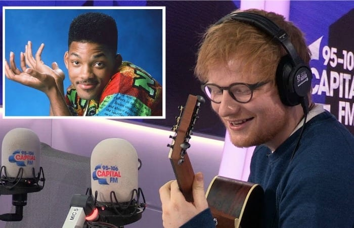 Ed Sheeran Sings 'The Fresh Prince' Theme Song, And It Is Awesome!
