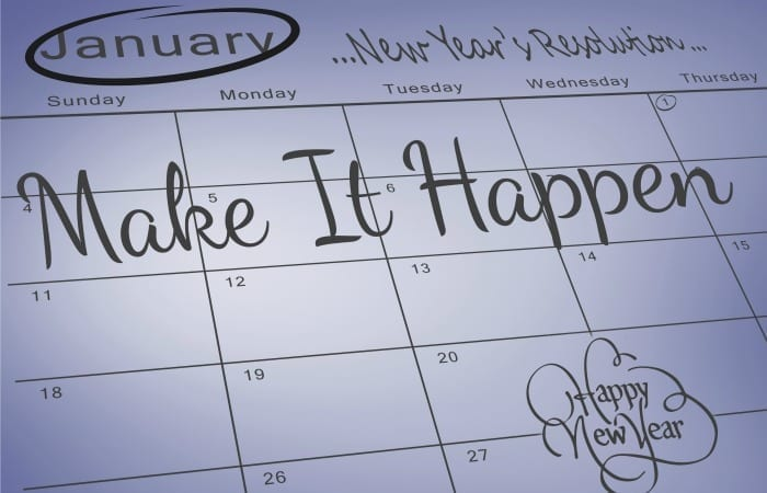 One-Hour Ways To Keep Your Resolutions