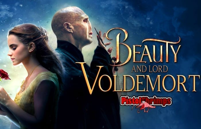 Emma Watson Falls For Beastly Lord Voldemort; Harry Potter Fans Will Flip
