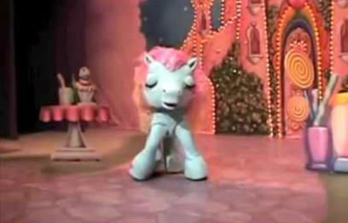 "My Little Pony Singing A Song From ""Dreamgirls"" Is Something You Can't Unsee…"