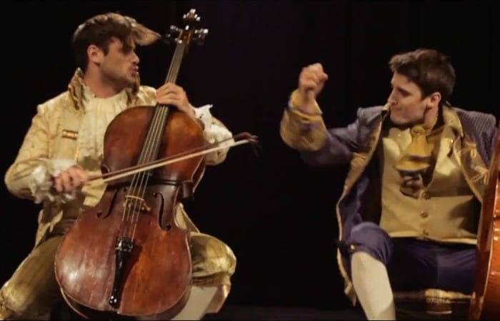 These Classical Cellists Are 'Thunderstruck', And It ROCKS!