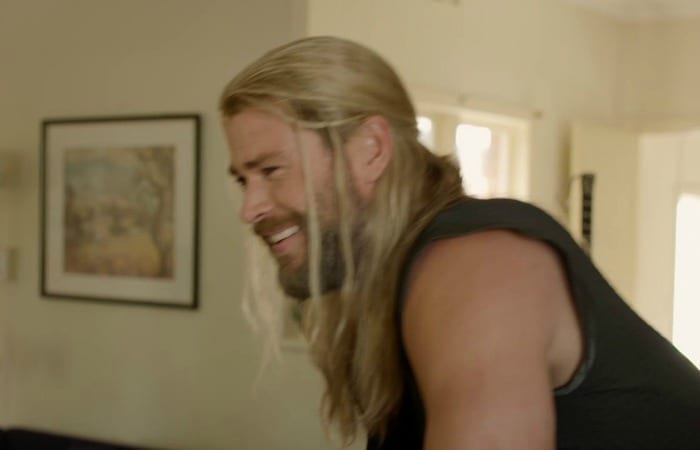 Apparently Thor Has A Roommate…And They're Having Adjustment Issues