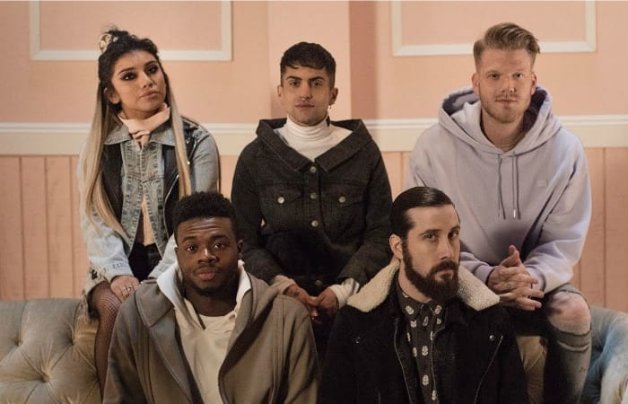 Pentatonix Takes On Queen With Their Acapella 'Bohemian Rhapsody'