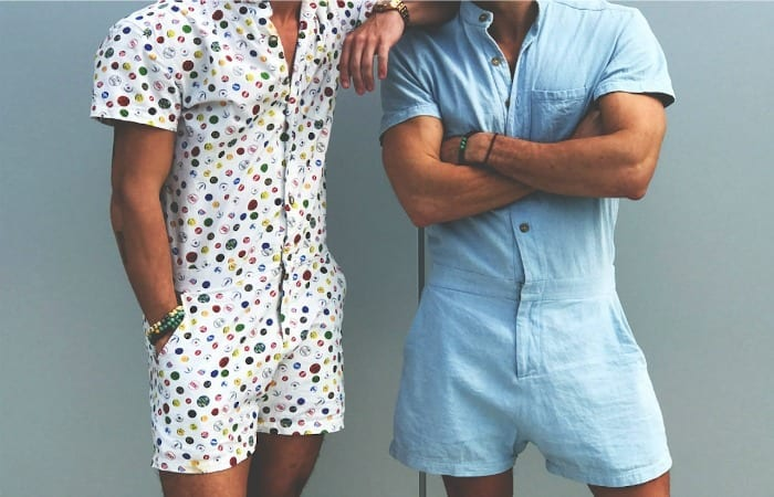 Men Want To Wear Rompers. Get Over It.