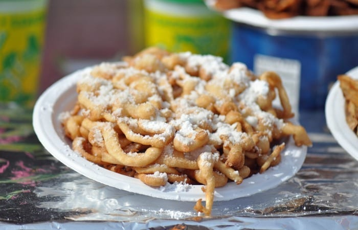 My Husband Never Tried A Funnel Cake Before Now…How Is That Even Possible?