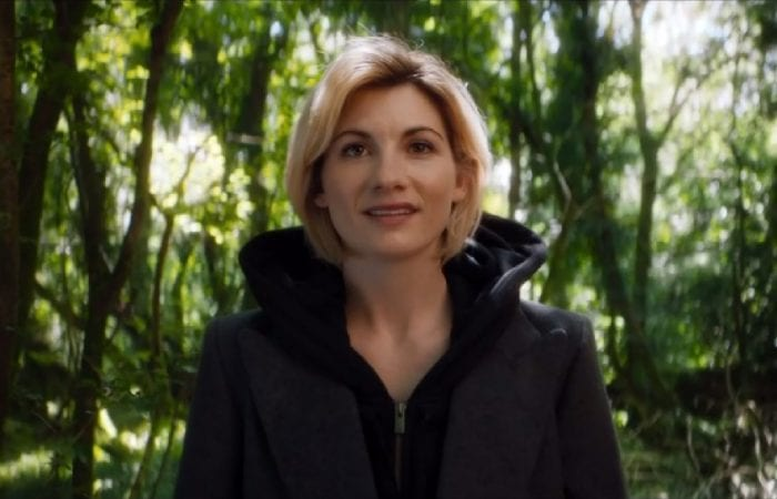 The New Doctor is a Woman and I Might Lose It!