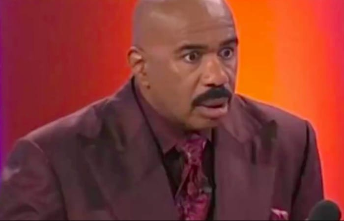 This Is The Answer That Almost Made Steve Harvey Walk Off Family Feud