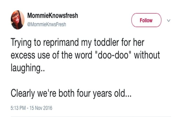 20 Tweets From Hilarious Parents