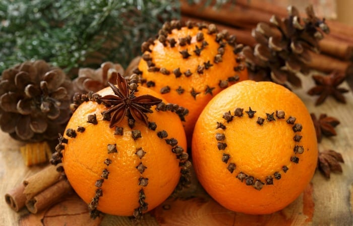 Have You Ever Wondered Why People Push Cloves Into Oranges?