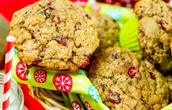 Orange Cranberry Muffins Your Family Will Love!