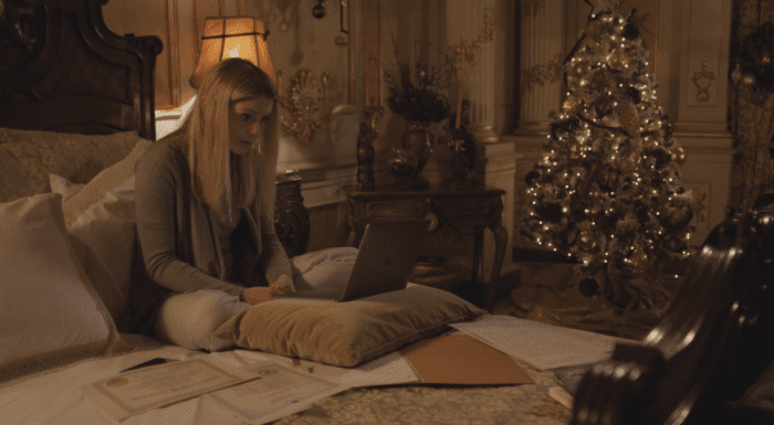 A christmas prince is both the best and worst movie i have ever seen it seems we all have a lot to say about a christmas prince she keeps secret notes on her laptop obvs and we are pretty sure this is what they said malvernweather Gallery