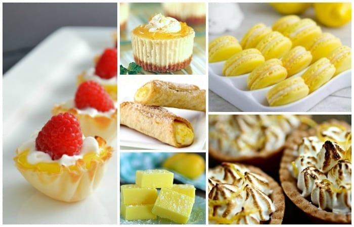 25 Lemon Desserts That'll Make 'Em Pucker Up And Say Yum!