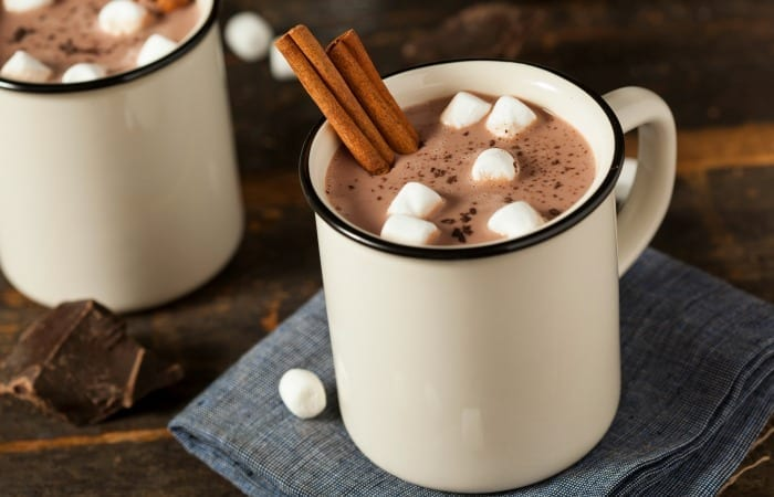 Sinfully Delicious Slow Cooker Hot Cocoa