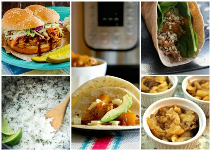 Instant Pot fast recipes and only 3-ingredients?!? You really can't get any better than this! The kitchen has never been so fun! | #TotallyTheBomb #InstantPot #recipes #3Ingredients #pressurecooker #fastfood #homecooking #homemade
