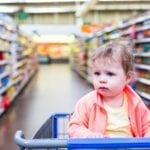 How to Survive Grocery Shopping with Kids