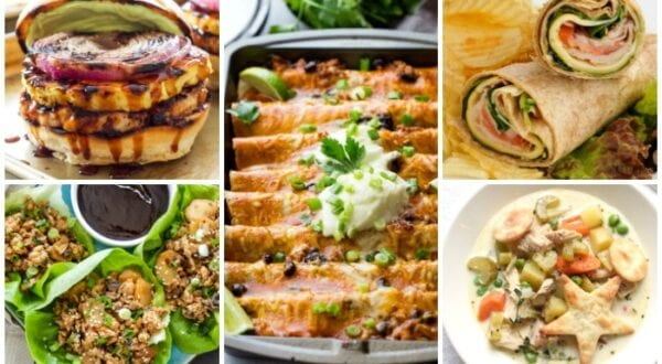 Your whole family will gobble up these 25 tasty turkey recipes year round. Forget waiting for some holiday to make the good stuff - make every day a holiday. | #TotallyTheBomb #recipes #turkey #gobbleup #dinner #whitemeat #poultry #easy