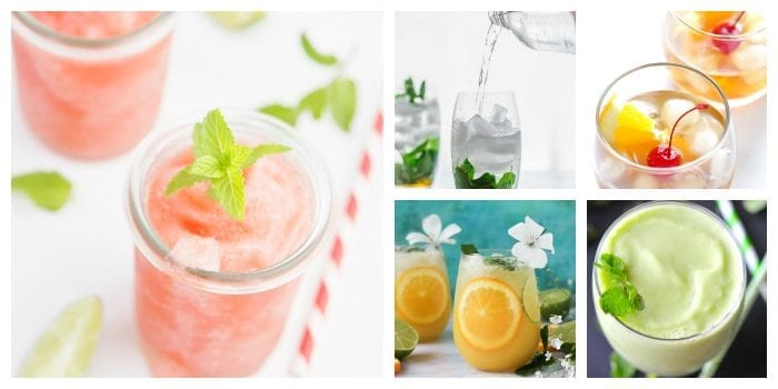 25 Cleaner Cocktails That Won't Totally Ruin Your Diet