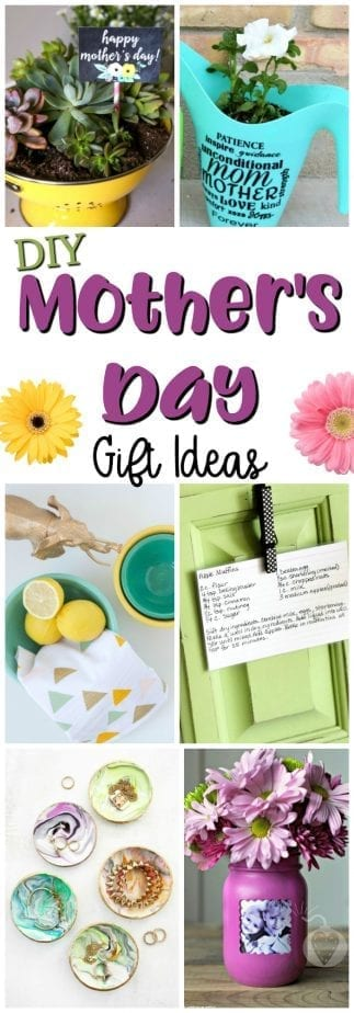 25 diy mother 39 s day gift ideas because the best gifts for The best mothers day gift