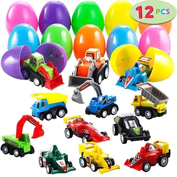 Mini Tractor Cars