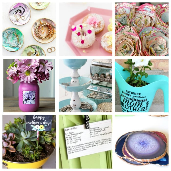 Mothers Day Gifts Diy: 25 DIY Mother's Day Gift Ideas