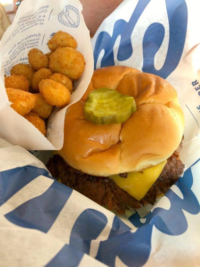 It's National Hamburger Month #ad #hamburger #nationalhamburger #culvers #ButterBurgerBelieveIt