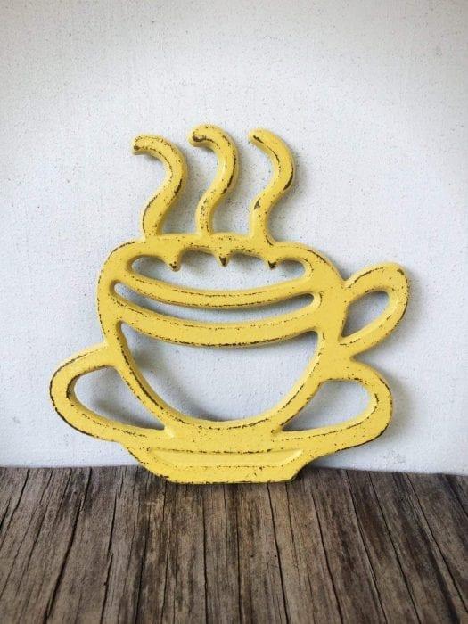 tea kitchen trivet