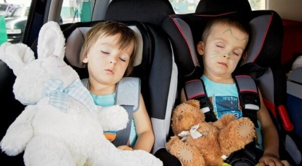 There are new carseat rules and guidelines, here's what you need to know